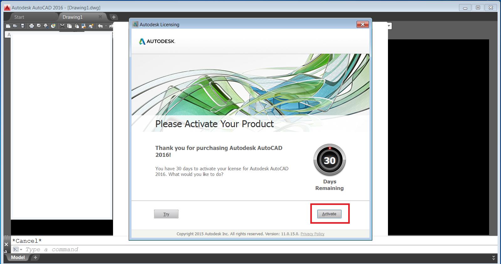 autocad 2016 download full version 32-bit