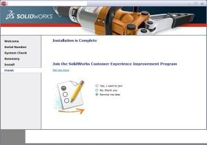 hướng dẫn cài đặt Solidworks 2013