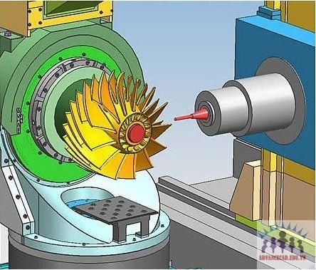 gia công cơ bản trên NX- nguồn ảnh: laptrinhcnc.com