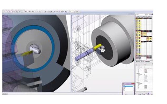 Hình ảnh của phần mềm CAM tốt nhất cho SolidWorks, AutoCAD & co.: Esprit
