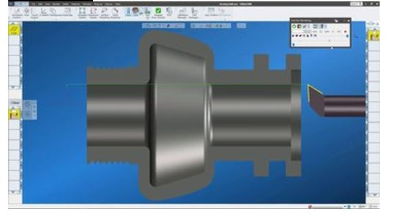 Hình ảnh của phần mềm CAM tốt nhất cho SolidWorks, AutoCAD & co: GibbsCAM