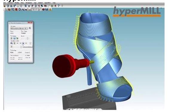 Hình ảnh của phần mềm CAM tốt nhất cho SolidWorks, AutoCAD & co.: hyperMill